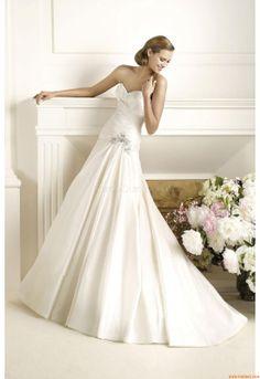 Vestidos de noiva Pronovias Dorothy 2013