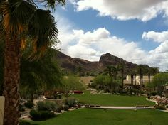2 weeks until vacation @ The gorgeous Camelback Mountain from the JW Marriott Camelback Inn Resort & Spa Scottsdale :)