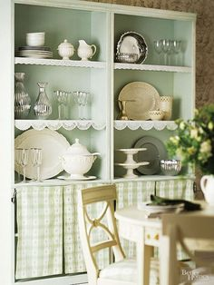DIY 13 Beautiful Cottage Styled Bookcase Makeovers !