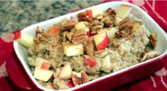 Check out these easy toaster oven recipes if you are simply looking for an easy, tasty and quick recipe to cook tonight or maybe even tomorrow breakfast. Apple Cinnamon Oatmeal, Cinnamon Apples, Roaster Oven Recipes, Food Heaven, Amazing Recipes, Toaster, Potato Salad, Breakfast Recipes, Cozy