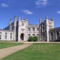 Mann Williams Christchurch Borough Council - Highcliffe Castle, Dorset Image 1