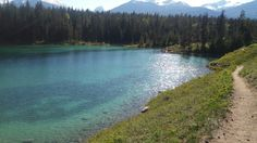 Valley of the five lakes jasper