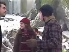 Harry Potter - Backstage Funny Moments