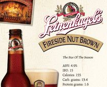 Fireside Nut Brown Ale review
