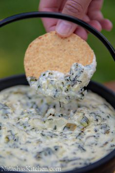 Spinach and Artichoke Dip Recipe-3-2