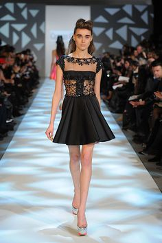 Georges Chakra - Couture - Spring-summer 2013 - Flip-Zone