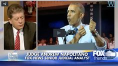 WATCH: If This One Thing Happens, Judge Napolitano Says Obama Is Clearly A 'Candidate for Impeachment'