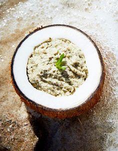 Chutney de coco pour accompagner un poisson grillé