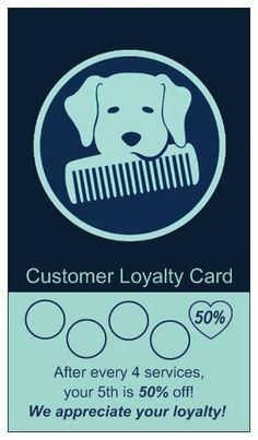 Loyalty Program Card