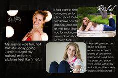 Senior Quotes | Della Vita Portrait Studio | Senior Portraits