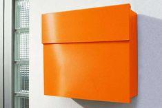 Radius Design Letterman 4 Briefkasten von Michael Rösing jetzt ✓ versandkostenfrei ab €50 (D) ✓ 5% Skonto bei Vorkasse ✓ €10 Neukundenrabatt – Komp... Mailbox, Orange, Ebay, Products, Galvanized Steel, Minimalist Design, House Exteriors, Mail Drop Box, Mail Boxes