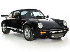 1985 Porsche 911 930 Turbo