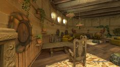 The Badger's Sett — poorperson: Hufflepuff Common room on. Harry Potter Images, Harry Potter Fan Art, Harry Potter Fandom, Harry Potter World, Hufflepuff Common Room, Hufflepuff Pride, Sims Building, Fantastic Beasts And Where, Hogwarts Houses