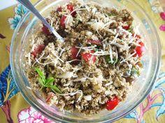 Quinoa! on Pinterest | Quinoa Bites, Quinoa Sushi and Kale