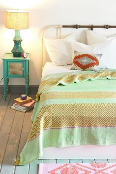 Magical Thinking Overprint Woven Blanket #urbanoutfitters