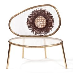 RACKET CHAIR BY THE CAMPANA BROTHERS #chaise