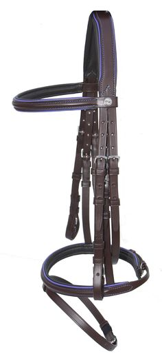 SPORT Interchange Piped Colour Bridle, IN PINK and brown!!!!!