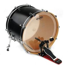 Evans EQ4 Clear Bass Drum Head 16 Inch -- Learn more by visiting the image link.Note:It is affiliate link to Amazon.