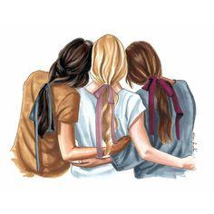 Best friend drawings, bff drawings и drawings of friends. App Drawings, Girly Drawings, Couple Drawings, Best Friend Pictures, Bff Pictures, Pictures To Draw, Bff Pics, Sisters Drawing, Best Friend Drawings