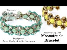 Moonstruck Bracelet (Tutorial) - YouTube