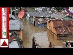 INUNDACIONES República Dominicana PRESA TAVERAS NOTICIAS