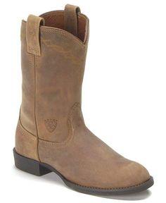 Ariat Heritage Roper Boots