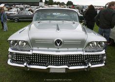 Buick Roadmaster 1958
