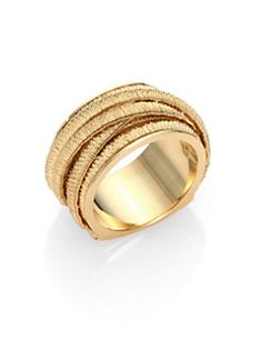 Marco Bicego - Cairo 18K Yellow Gold Seven-Strand Band Ring
