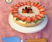Recetas de tarta de queso y chocolate blanco sin horno | Qué Recetas