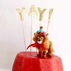 Watermelon BirthdayCake - EASIESTkids's birthday cake EVER!