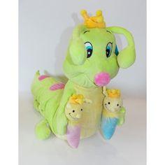 Λούτρινη σαρανταποδαρούσα με μωρά Princess Peach, Balloons, Character, Globes, Hot Air Balloons, Balloon