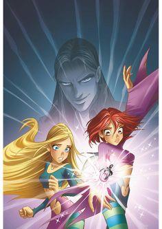 W.I.T.C.H- Will, Cornelia and Cedric