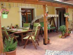 Naše posezení... Outdoor Furniture Sets, Outdoor Decor, Patio, Home Decor, Decoration Home, Room Decor, Home Interior Design, Home Decoration, Terrace