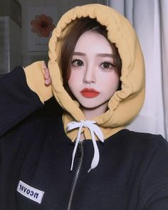 Korean Girl, Cute