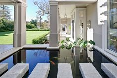 Silverhurst - Wynand Wilsenach Architects Outdoor Living, House, Water Features, Windows