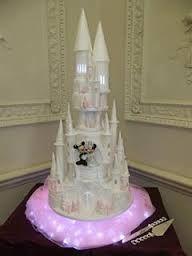 Amazon.com: Disney Mickey & Minnie Mouse Wedding Cake Serving Set ...