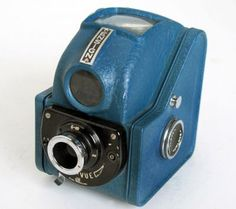 Ensign Ful-Vue TLR camera! Cute! 120 film!
