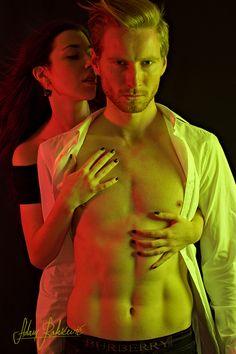 Milos & Lidia Intimate Portrait on Behance