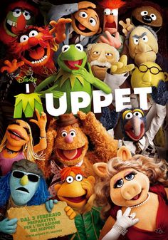 I Muppet: one of the most stupid and irritating movies I ever saw...