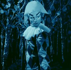 """""""Rabbit's Moon"""" by Kenneth Anger (1950)."""