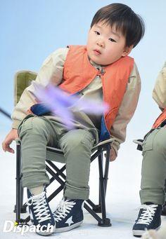 Superman Kids, Korean Tv Shows, Man Se, Song Daehan, Song Triplets, Korean Celebrities, Stylish Kids, Cute Faces, Cute Kids