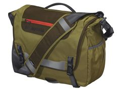 Cute Bags for School - Cool Bags and Carryalls - Seventeen Eco Friendly Riding your bike cross-campus? This cute messenger bag will keep your laptop safe—rain or shine!  Patagonia Half Mass Bag, $89, patagonia.com.