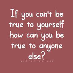 Oh So True! ;)