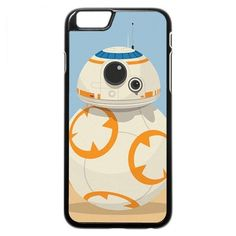 Star Wars (bb8 blue sky) iPhone 6 6s Case ($97) ❤ liked on Polyvore featuring accessories and tech accessories