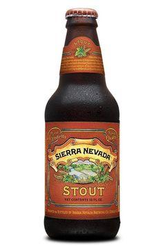 Sierra Nevada Stout. ABV 5.8%. Sierra Nevada, Chico, CA, USA. 8/10