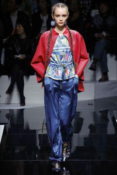 Emporio Armani Spring / Summer 2017 Ready-To-Wear Collection | British Vogue