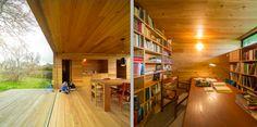 openhouse - Four Seasons House by Churtichaga + Quadra-Salcedo : photos by Fernando Guerra : spain