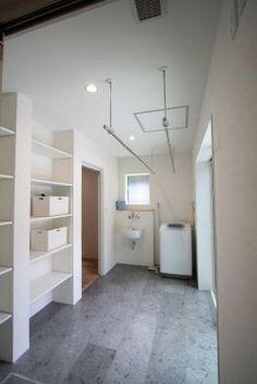 ランドリールーム - Yahoo!検索(画像) Furniture Design Modern, Home, Laundry Room Design, House Design, Bathrooms Remodel, Laundry In Bathroom, Small Room Design, House Interior, Bathroom Design