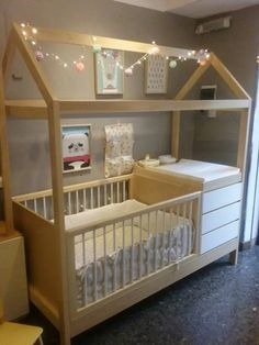 Ideas for kids room ideas for boys toddler bedrooms cribs Boy Toddler Bedroom, Baby Boy Rooms, Baby Bedroom, Baby Room Decor, Kids Bedroom, Nursery Decor, Baby Crib Diy, Baby Cribs, Nursery Crib
