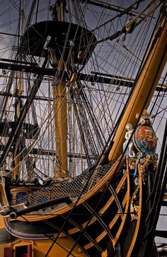 colorel11:  ©scarredwolfphoto HMS Victory